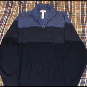 Dockers Zip-Up Sweater